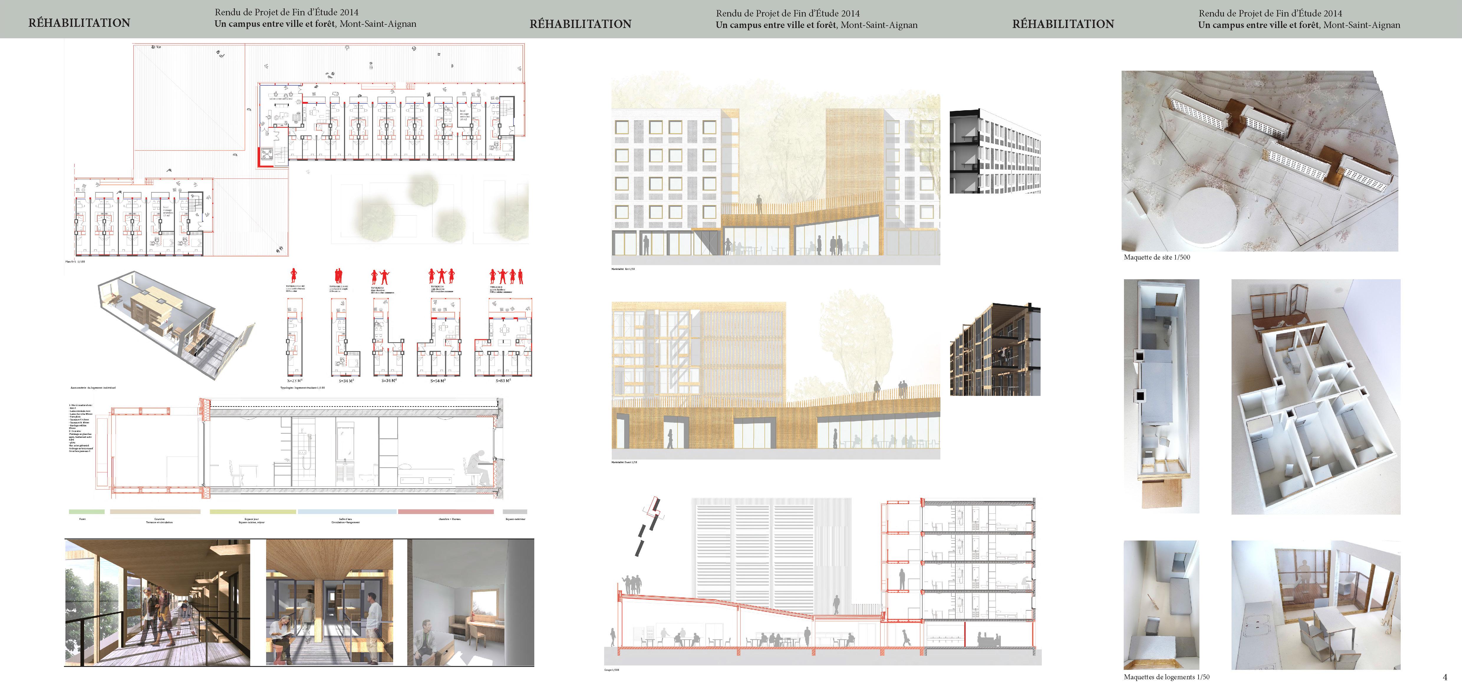 R habilitation pfe valentin damville architecte for Architecture projet