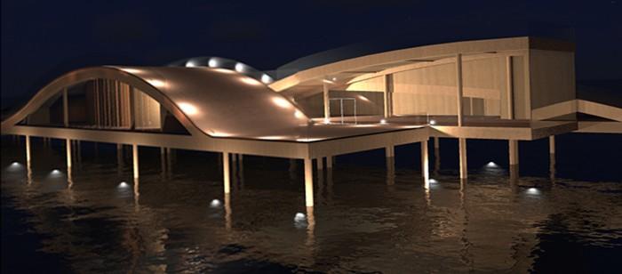 Projet Licence 3 - Espace culturel au sein d'une roselière près du Havre